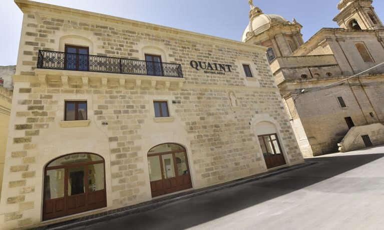 Nadur - Quaint Boutique Hotels Featured in UK Press