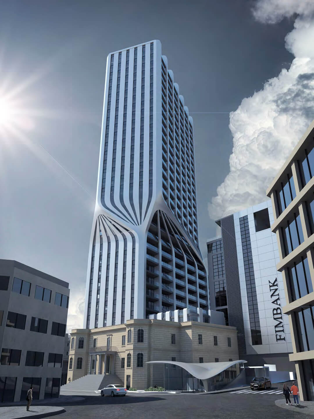 Mercury Towers » J  Portelli Projects Malta | Building your Future